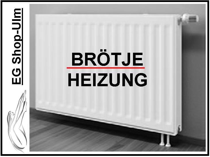 br tje europrofil excellent ventil heizk rper typ 22 600x1400mm ebay. Black Bedroom Furniture Sets. Home Design Ideas