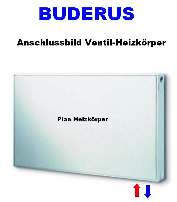 buderus ventil plan heizk rper bh 600 typ 11 21 22 33 ausw hlbar vc plan ebay. Black Bedroom Furniture Sets. Home Design Ideas