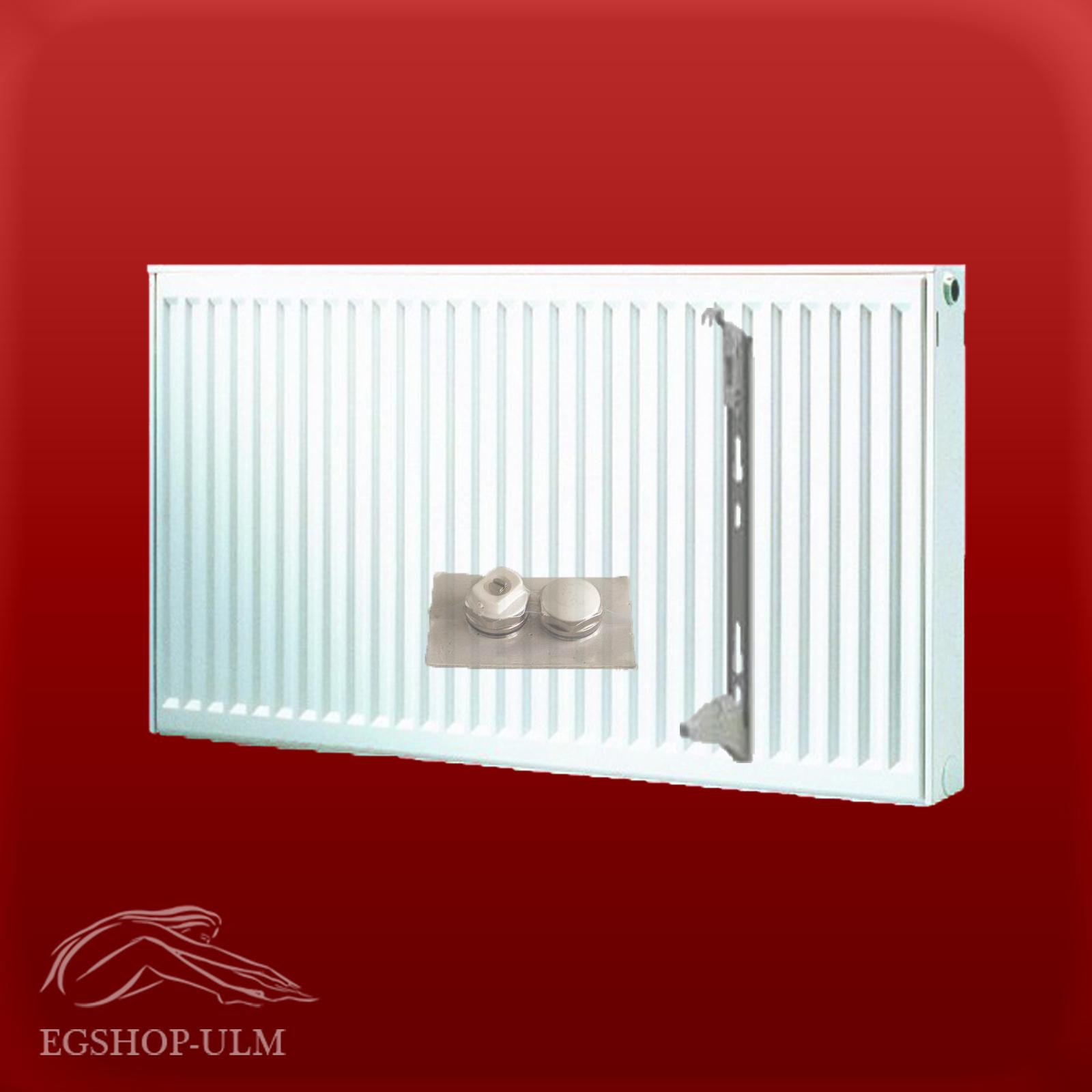 br tje europrofil kompakt heizk rper typ 33 400x800mm ebay. Black Bedroom Furniture Sets. Home Design Ideas