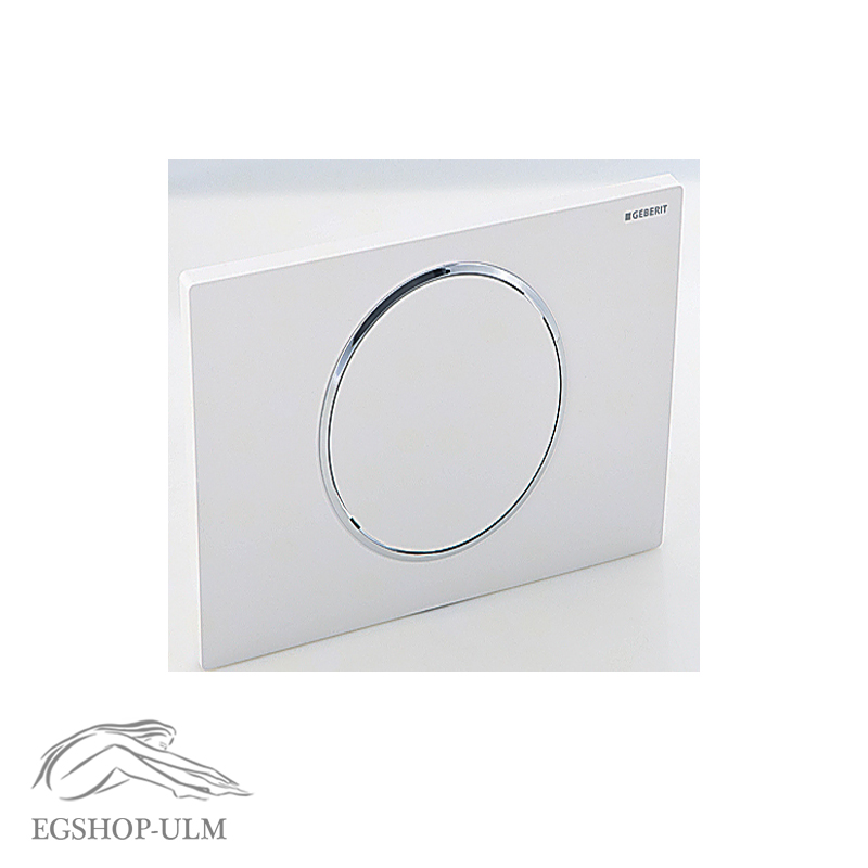 geberit sigma10 bet tigungsplatte urinalsteuerung mit handausl sung ebay. Black Bedroom Furniture Sets. Home Design Ideas