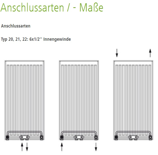 kermi verteo plan vertikal heizk rper typ 21 bh 1800 x. Black Bedroom Furniture Sets. Home Design Ideas