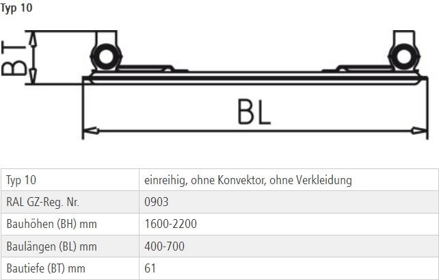 kermi verteo profil vertikal heizk rper typ 20 bh1800 x bl 600 mm therm x2. Black Bedroom Furniture Sets. Home Design Ideas